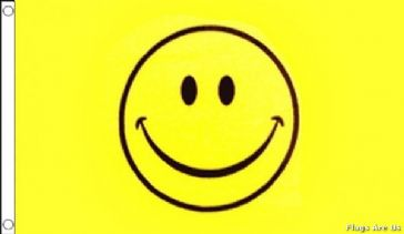 Smiley Face  (Yellow)